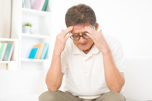 Be Aware of the Early Signs of Dementia