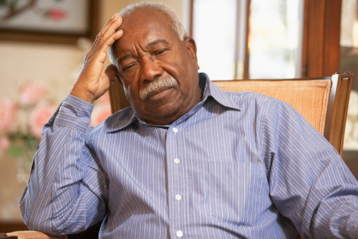 Ways to Talk to Your Senior Loved One About Depression